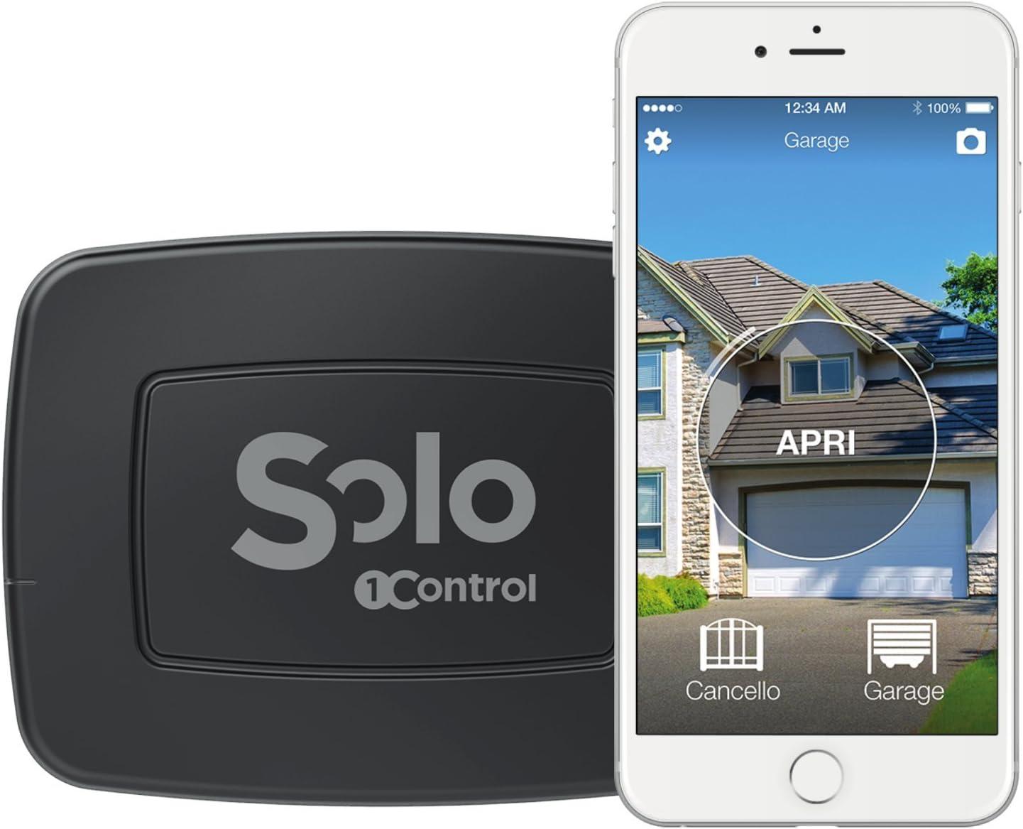 Smartphone PORTE DE GARAGE iPhone Android Bluetooth 4.0 prend en charge toutes les marques