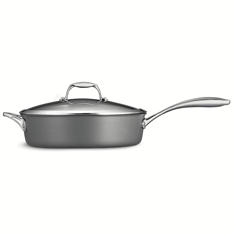 Amazon.com: Tramontina 80123/009DS Gourmet Heavy-Gauge Aluminum ...
