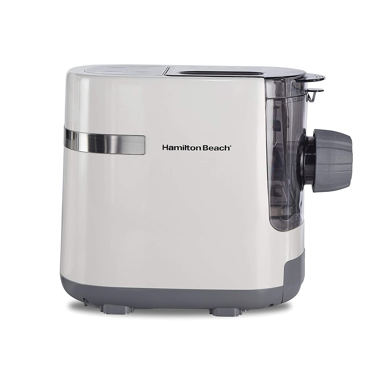 Hamilton Beach 86650 Electric Pasta and Noodle Maker Automatic with 7 Shape Options