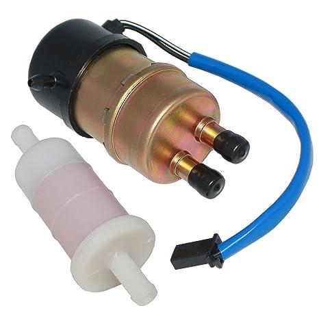 Caltric Fuel Pump Filter Fit Yamaha Xvs650 Xv S650 V Star 650 Classic 2001 Custom 2002 2003