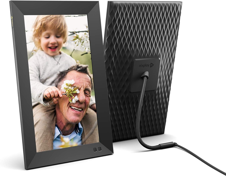 Nixplay Smart Digitaler Bilderrahmen 13 3 Zoll Kamera