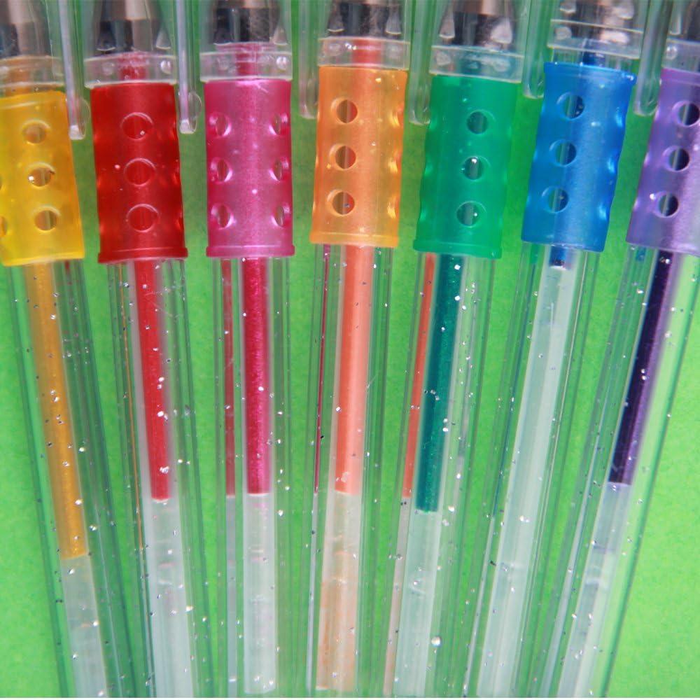 confezione da 8 /pastello neon TincPastelicious frutta profumata penna gel/