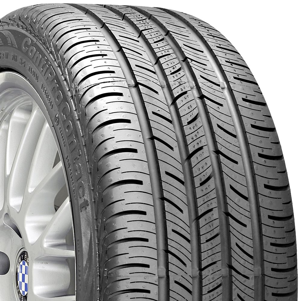 235//45R19 95H Continental ContiProContact Radial Tire