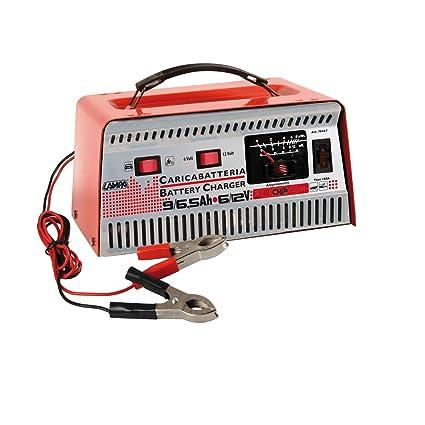 Pilot LA_70107 - Cargador de baterías de coche (6 V, 9 A ...