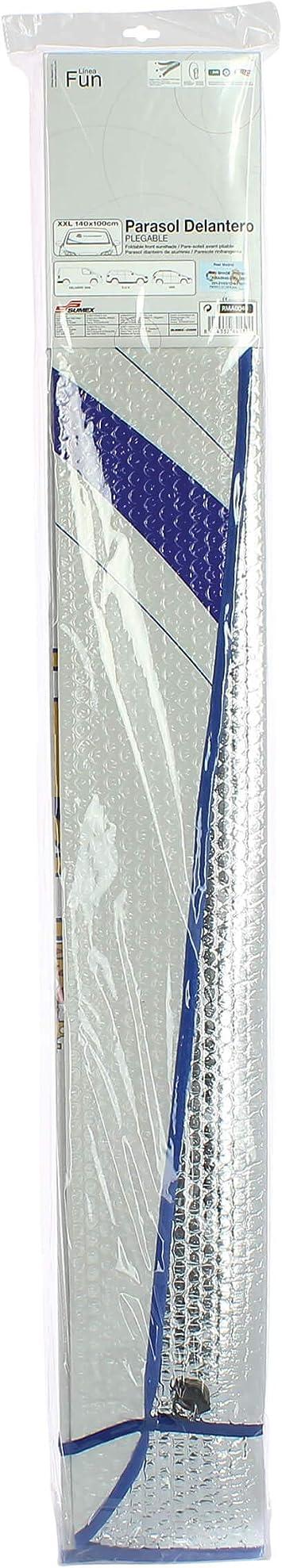 Sumex RMA0040 Parasole Anteriore 140X100 cm Real Madrid