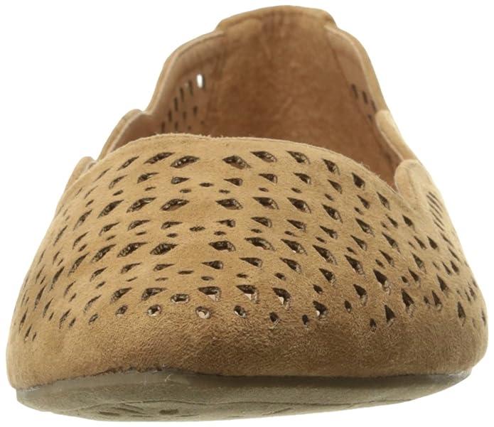 Amazon.com   UNIONBAY Women's Winnie Pointed Toe Flat, Cognac, 11 M US    Flats
