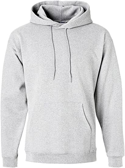 F170 New S-3XL Hanes PrintProXP Ultimate Cotton® Hooded Sweatshirt