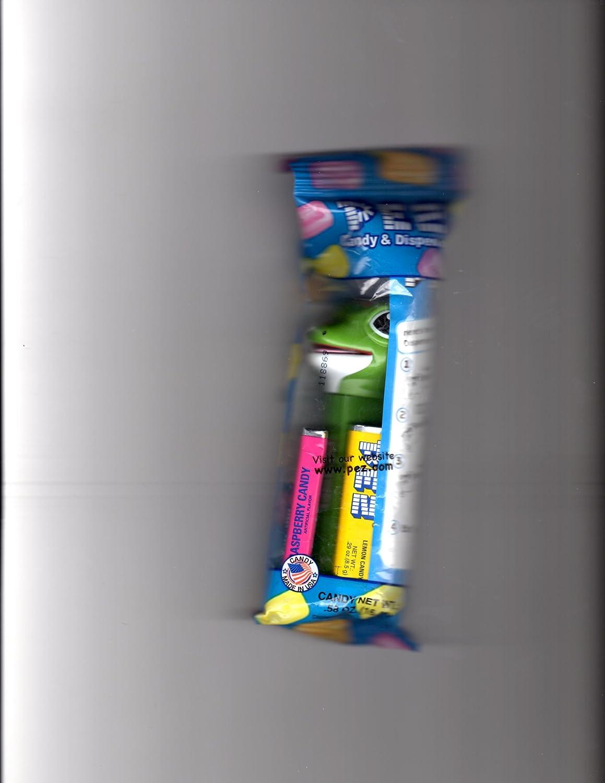 Geico Gecko Pez Candy & Dispenser