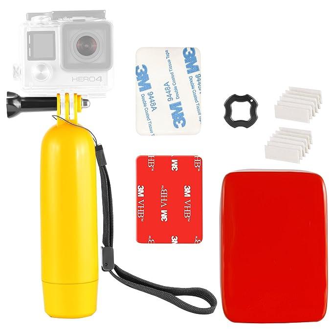 Amazon.com: Neewer - Kit de accesorios para cámara de acción ...