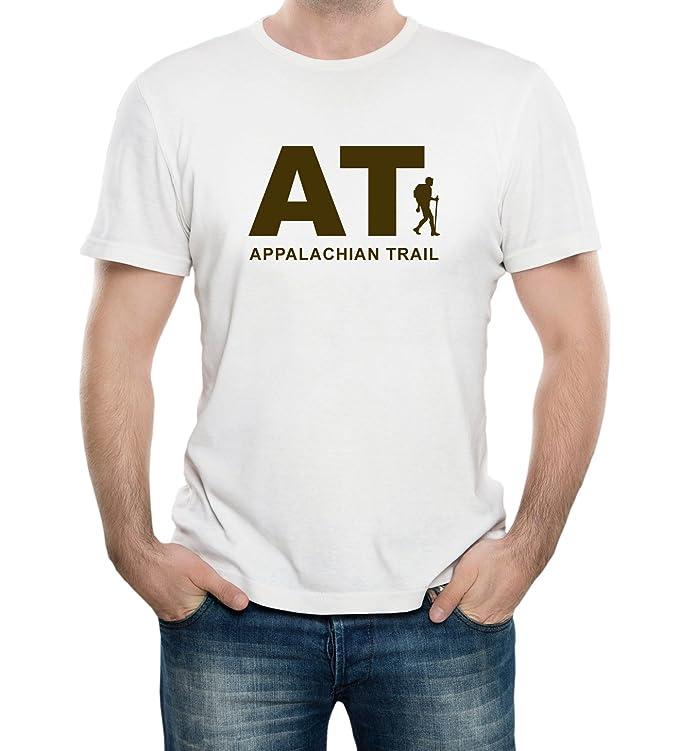 014d2342ffe Amazon.com  Appalachian Trail AT Hiker Adult T-Shirt  Clothing