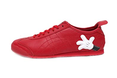 e8981454cacf Onitsuka Tiger Mexico 66 - Disney (Mickey Mouse) in Classic Red Classic Red