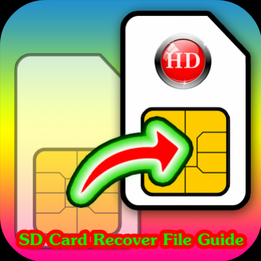 SD Card Recover File Guide