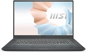 MSI Modern 14 Professional Laptop: 14
