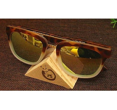 Estante de exhibición de Gafas de Sol de Madera Hecho a Mano ...