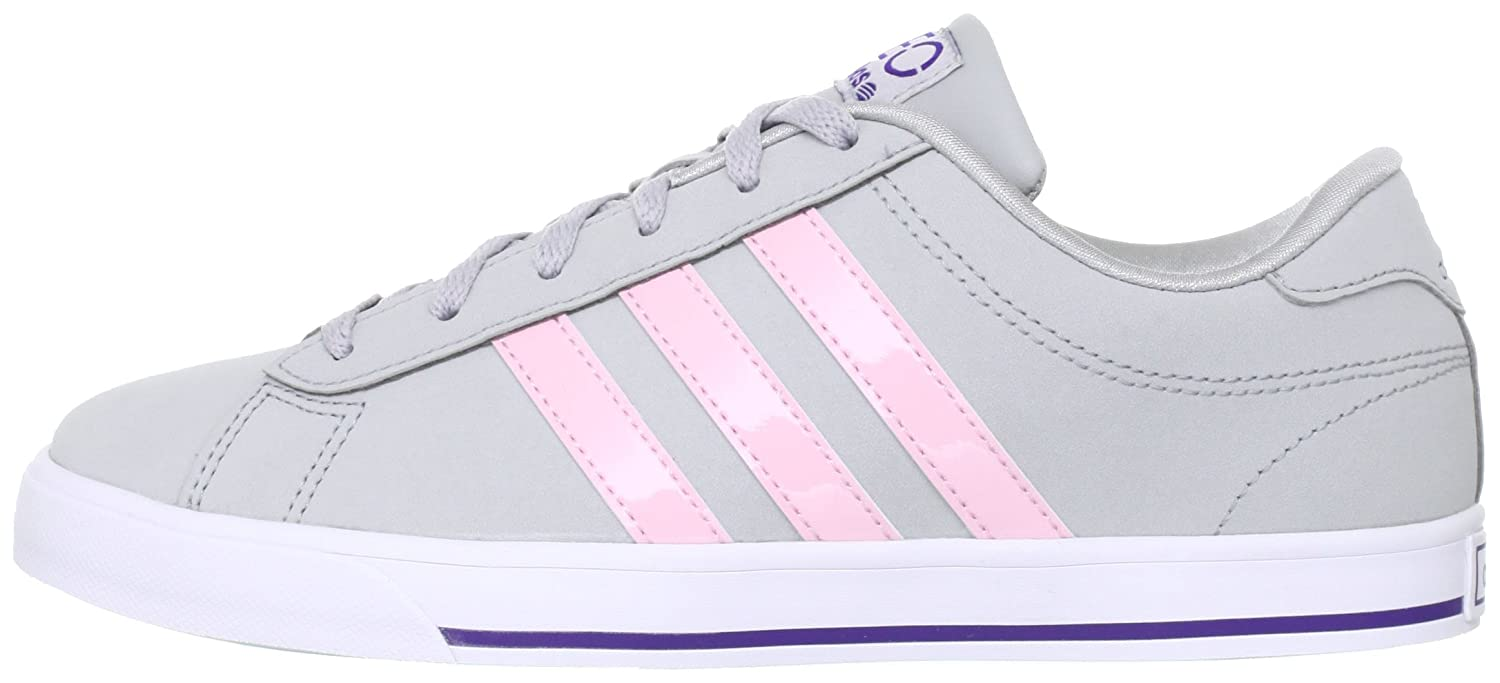 adidas se daily qt neo damen sneaker schuh grau rosa. Black Bedroom Furniture Sets. Home Design Ideas