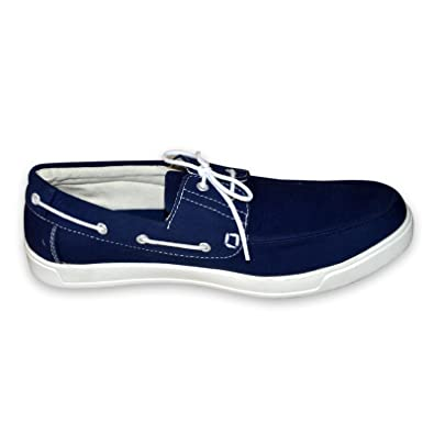 Marusthali Men's Blue & Green Casual Shoes (10) gZrGDG