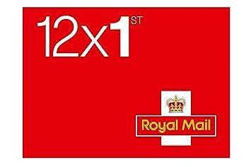 60 Marke New First 1st Class Royal Mail Brief Briefmarken