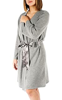 6273208ab2 Chesslyre 100% Cashmere Robe For Women at Amazon Women s Clothing store