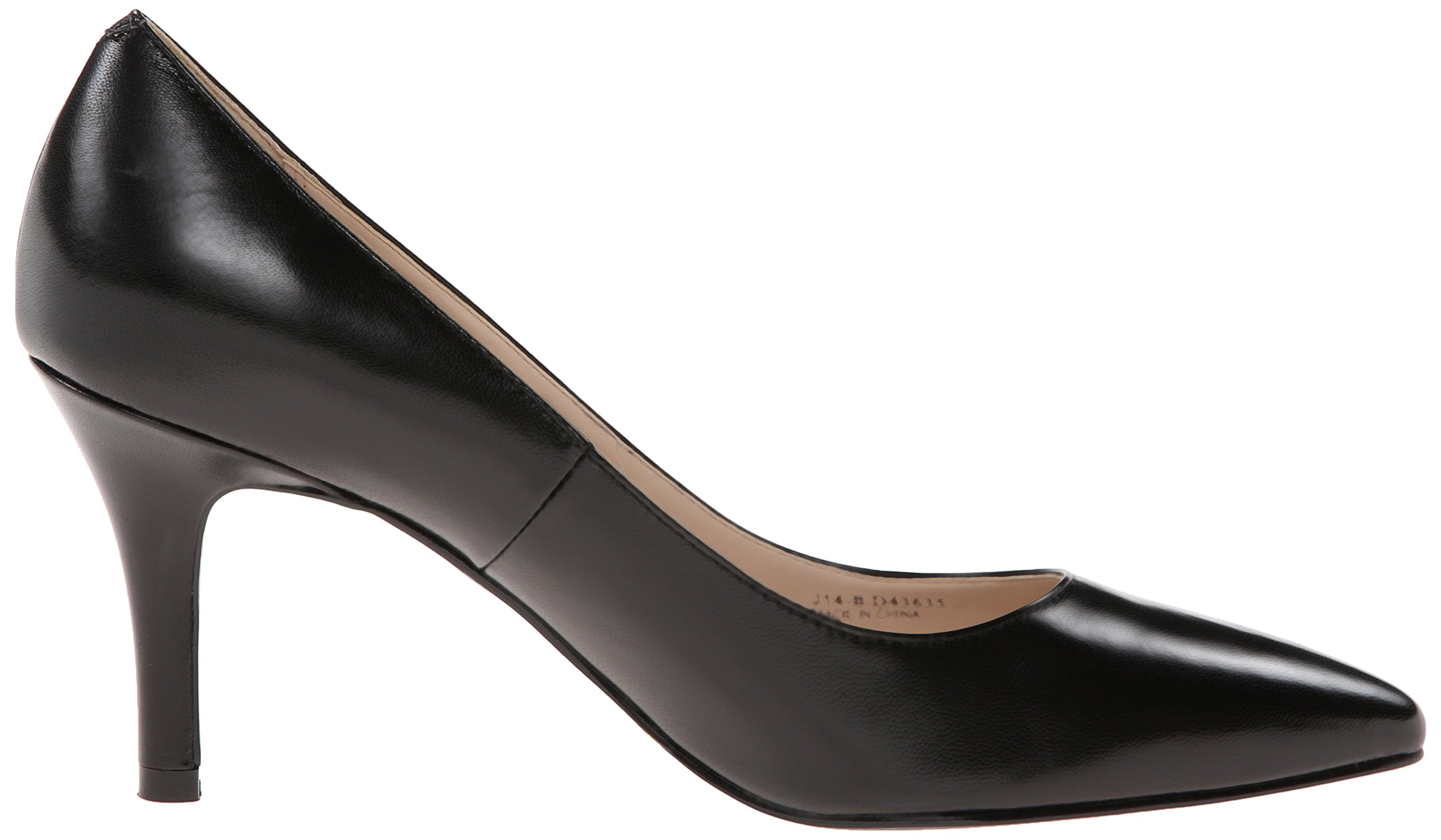 Cole Haan Women's Juliana Pump 75,Black Leather,8.5  B US by Cole Haan (Image #7)