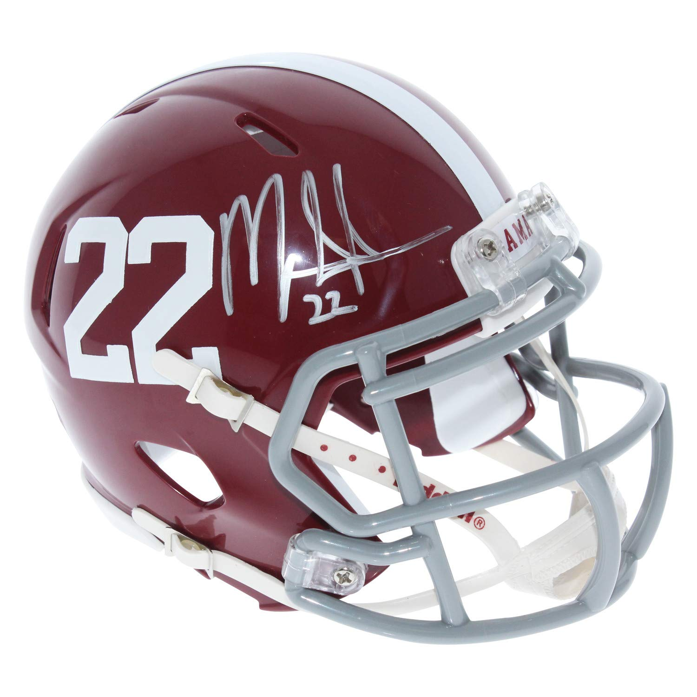 Mark Ingram Alabama Crimson Tide Autographed Signed Riddell Speed Mini Helmet - PSA/DNA Certified Authentic