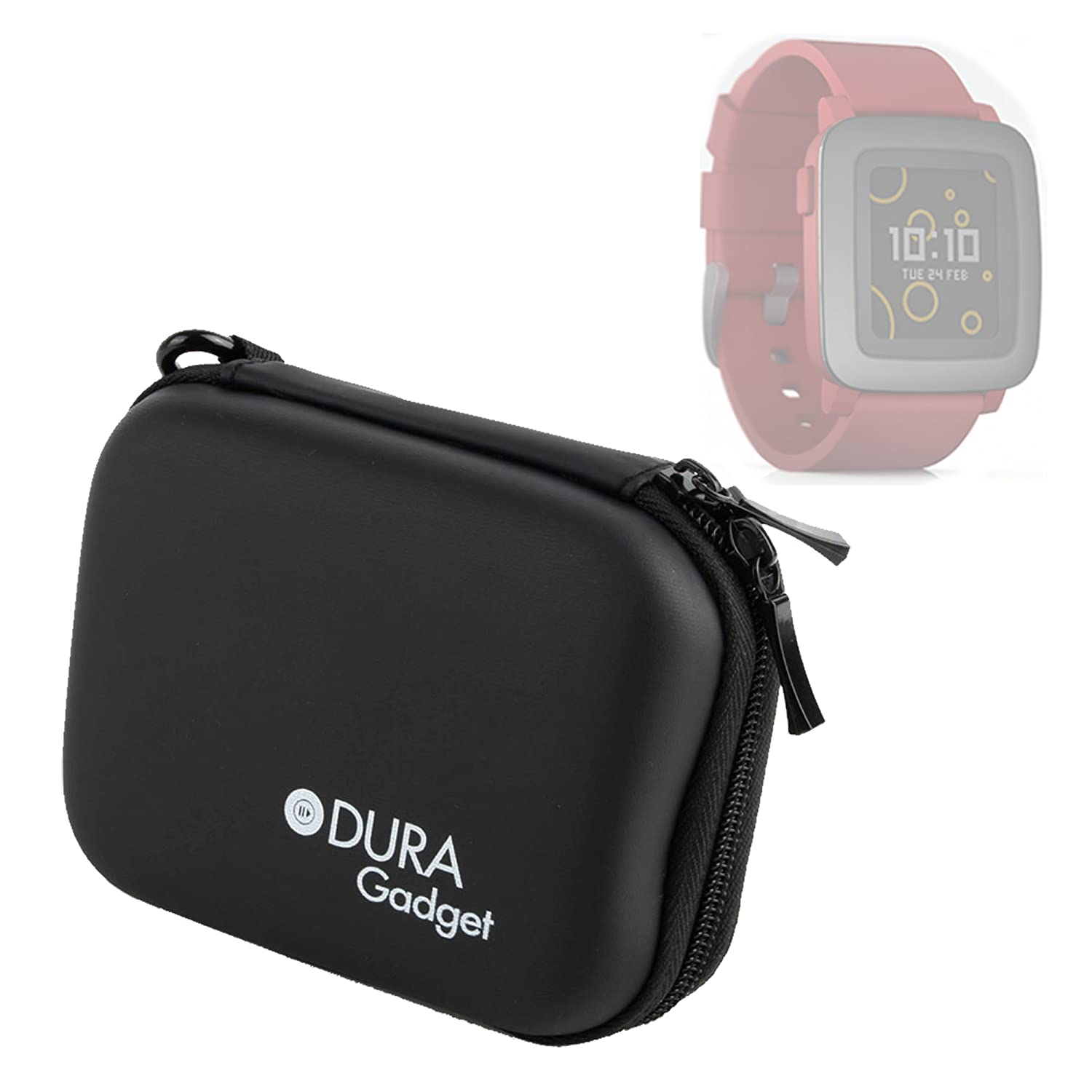 Amazon.com: DURAGADGET Pebble SmartWatch Case - Premium ...