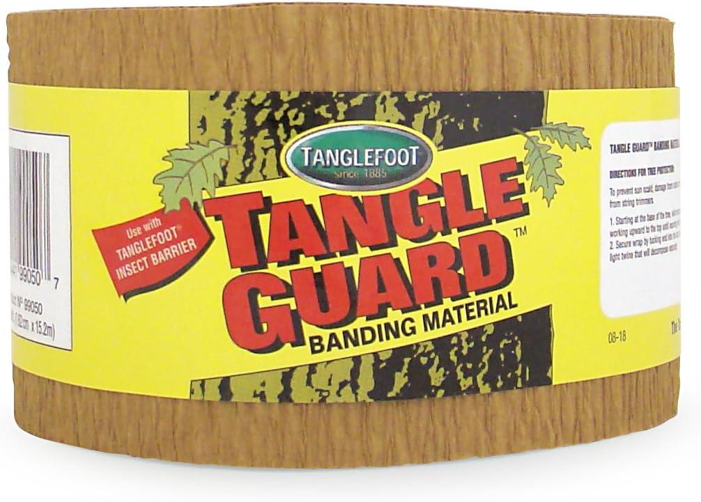 Tanglefoot Tangleguard Banding Material, 3 in. x 50 ft.