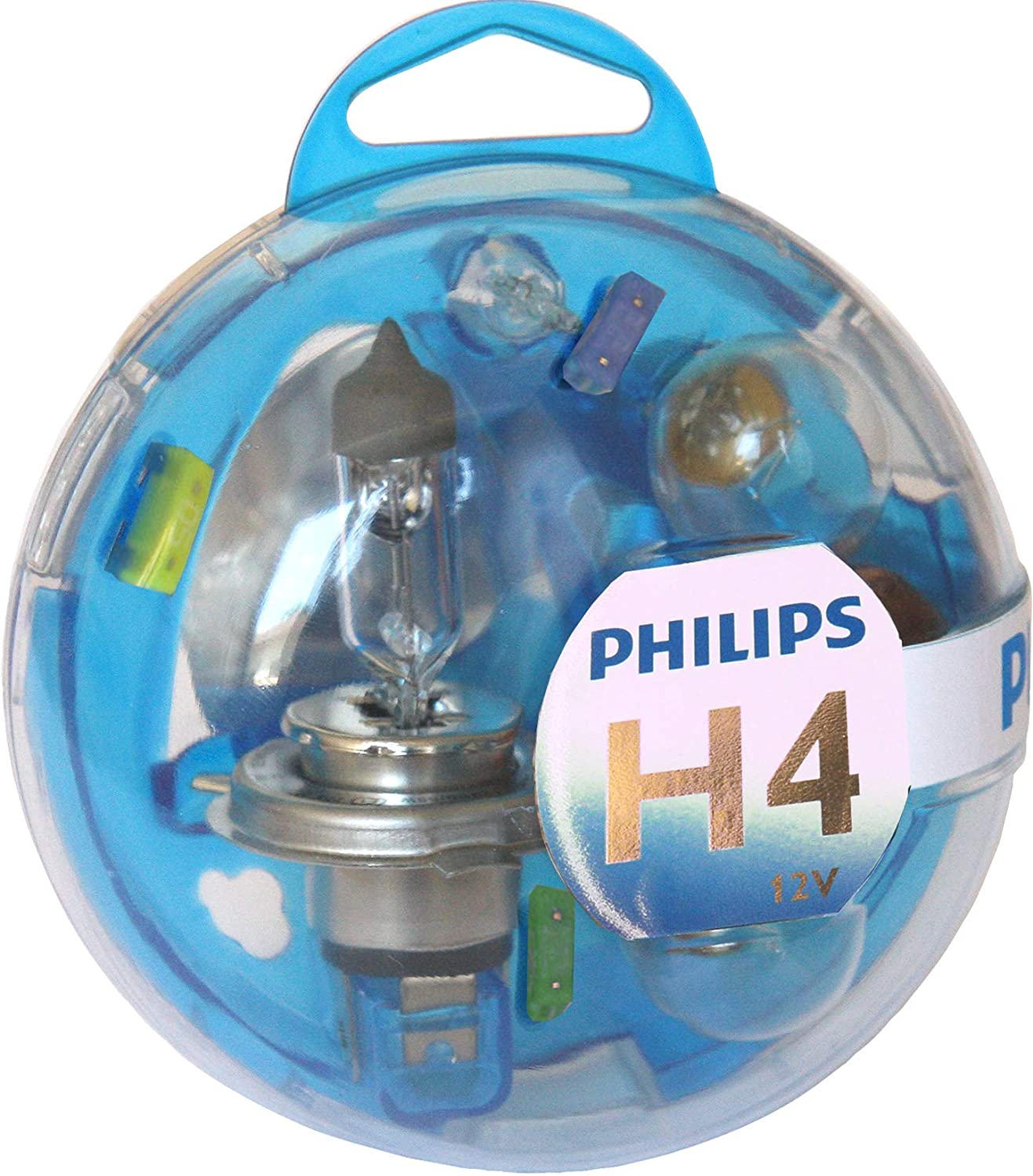 Philips 55718EBKM Ersatzlampenkasten Essential Box H4