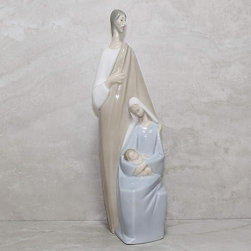 Lladro Nativity Porcelain Sculpture