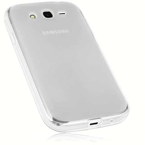 Amazon.com: mumbi Protective Case Transparent White for ...