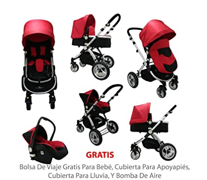 "Royal Kiddy London © ""Peekaboo"" Carrito De Bebe Carro Combi Capazo Silla De"