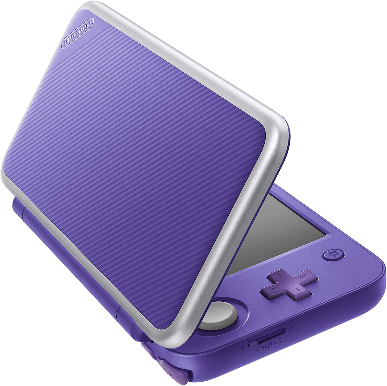 Amazon.com: New Nintendo 2DS XL - Purple + Silver With Mario ...