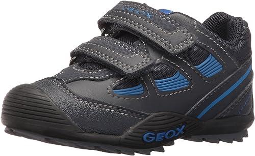 Geox J Savage 28 Sneaker (ToddlerLittle KidBig Kid)