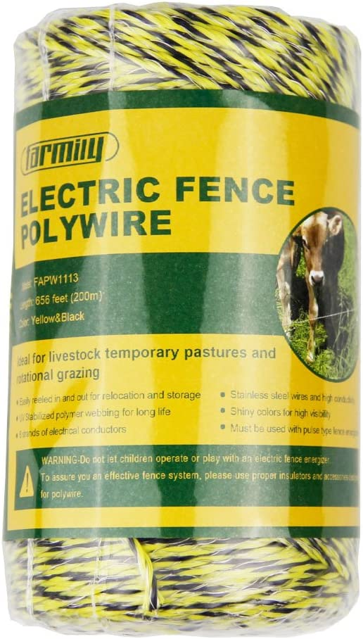 Farmily Portable Electric Fence