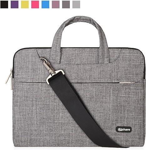 Notebook Laptop Briefcase 15.6 Carry Case Computer Shoulder Stra