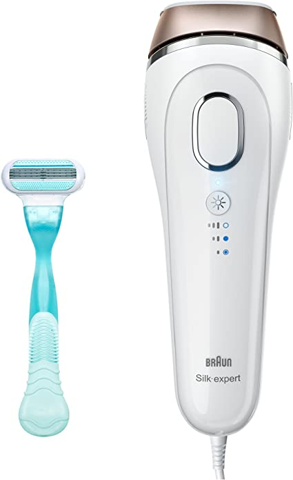 Amazon Com Braun Silk Expert Ipl Bd 5001 Intense Pulsed Light