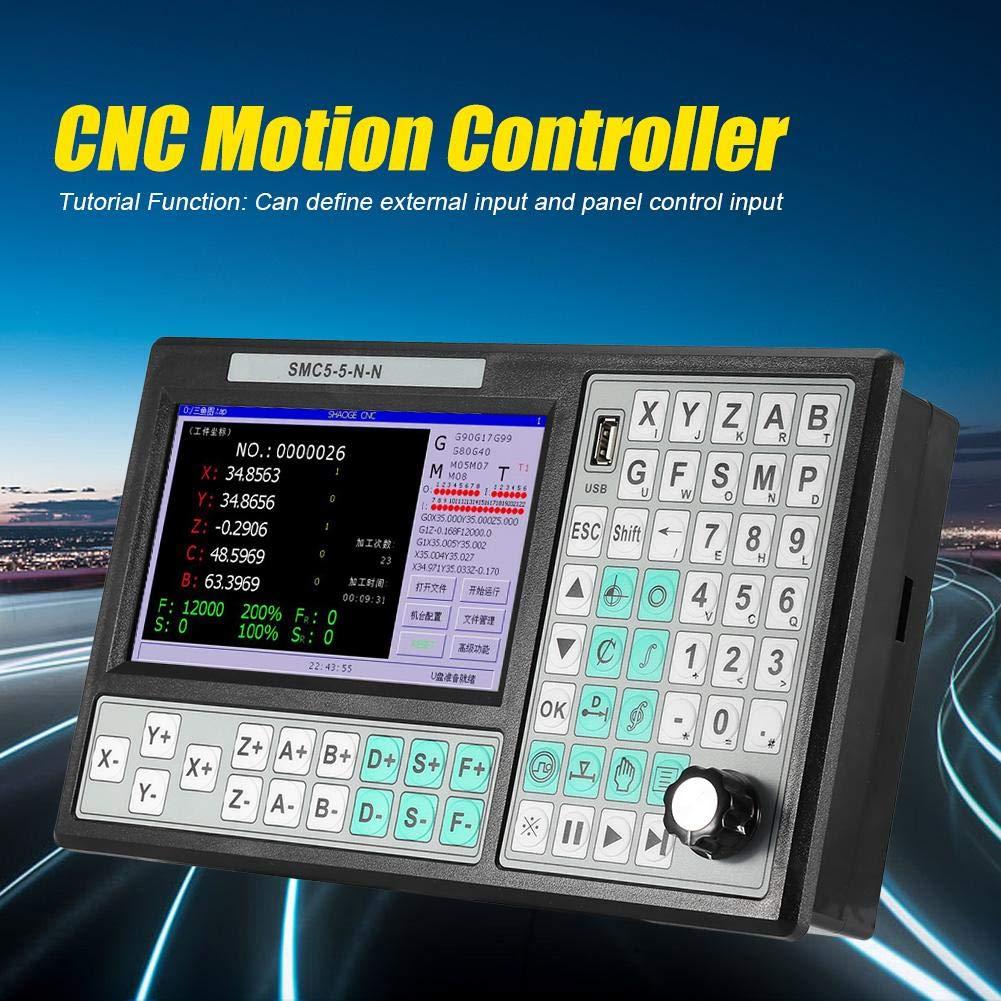 ایگرد - خرید از آمازون | Wal front CNC 5-axis Stand Alone Motion