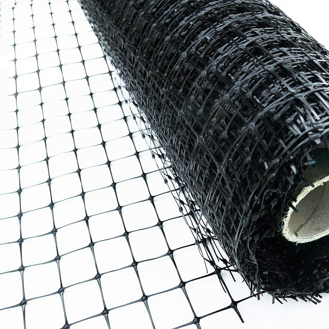 True Products 1.5m x 10m Deer Netting Fencing & Pheasant Netting Fencing 50mm Sq Large 80gsm Mesh, Garden Fencing Net, Crop Protection, Pond Cover, Pet and Wild Animal Fencing True Products ® N2001E-10M
