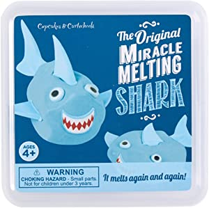 Two's Company Original Melting Shark in Gift Box