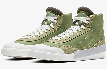 Nike Drop-Type Mid Men's Shoe (Dusty Olive/Summit White/Wolf Grey)