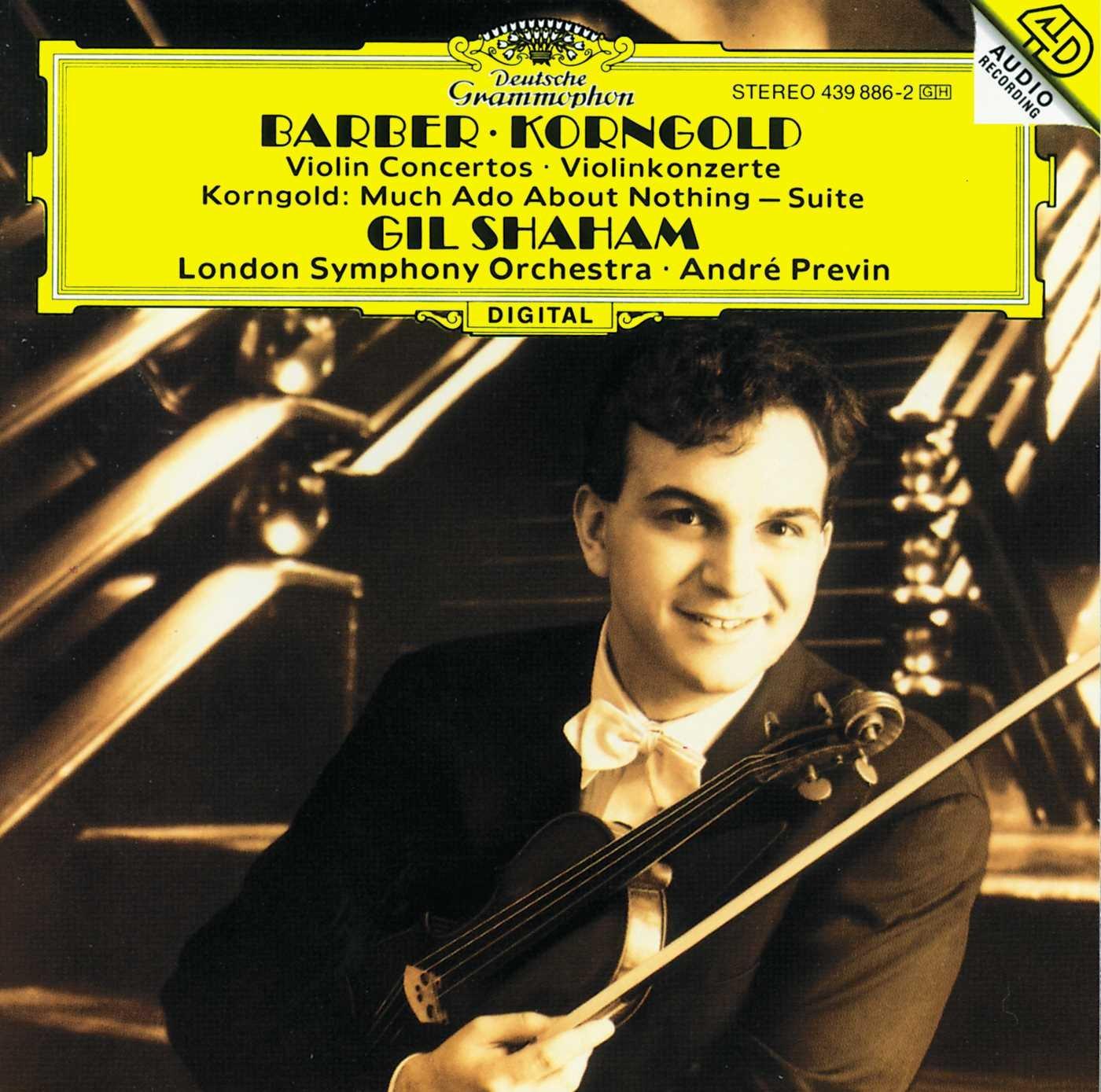 Image result for korngold shaham concerto