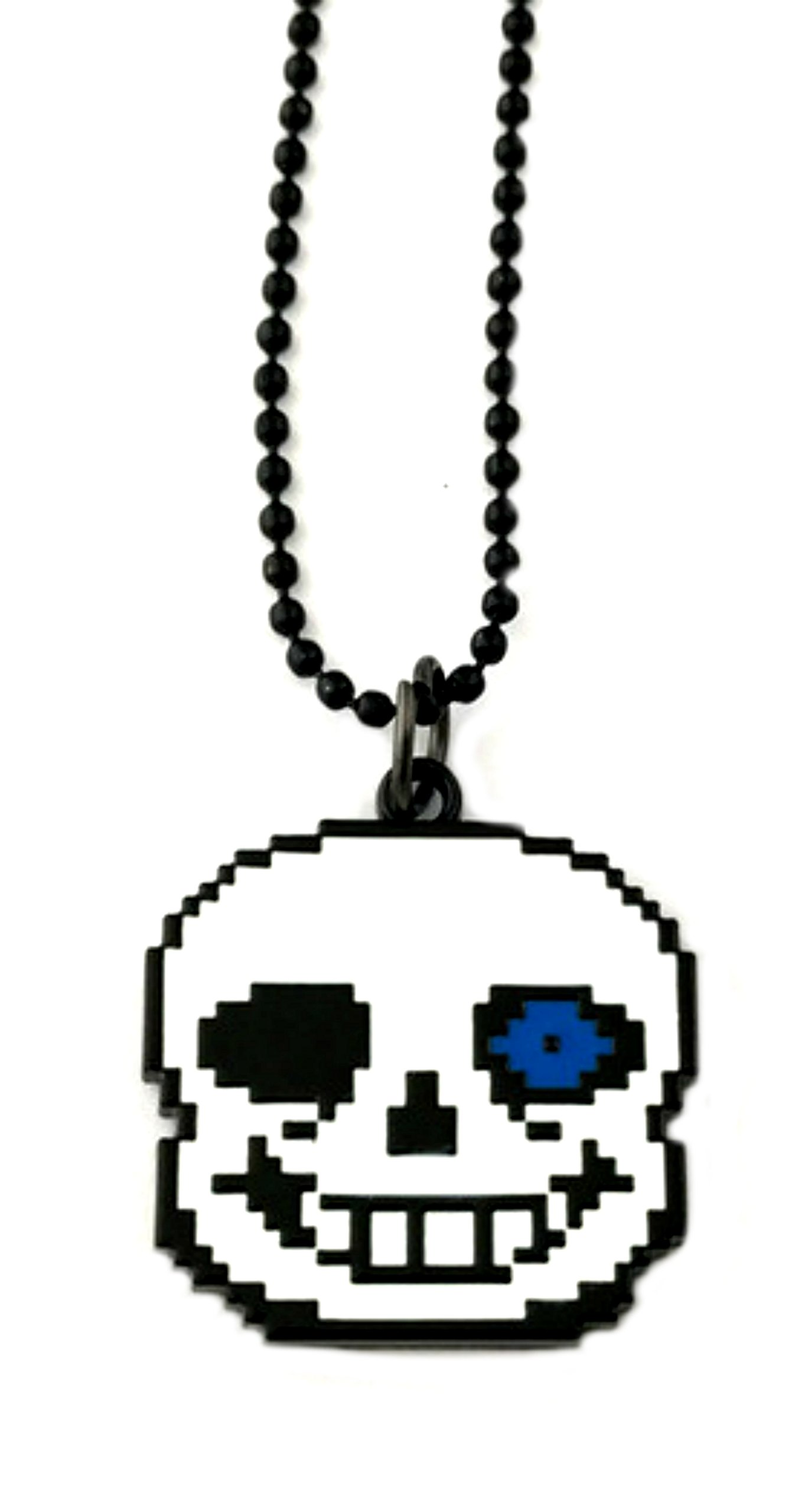 Undertail Pendant Necklace Character Cartoon Superhero Gaming Console PC Games Logo Theme Cosplay Premium Quality Detailed Jewelry Gift Series
