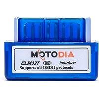 MotoDia ELM327 - escáner de diagnóstico a bordo