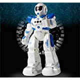 Haite Remote Control RC Robot Toys Interactive Walking Singing Dancing Smart Robotics for Kids Boys Girls Programmable Gesture Sensing Robot Kit