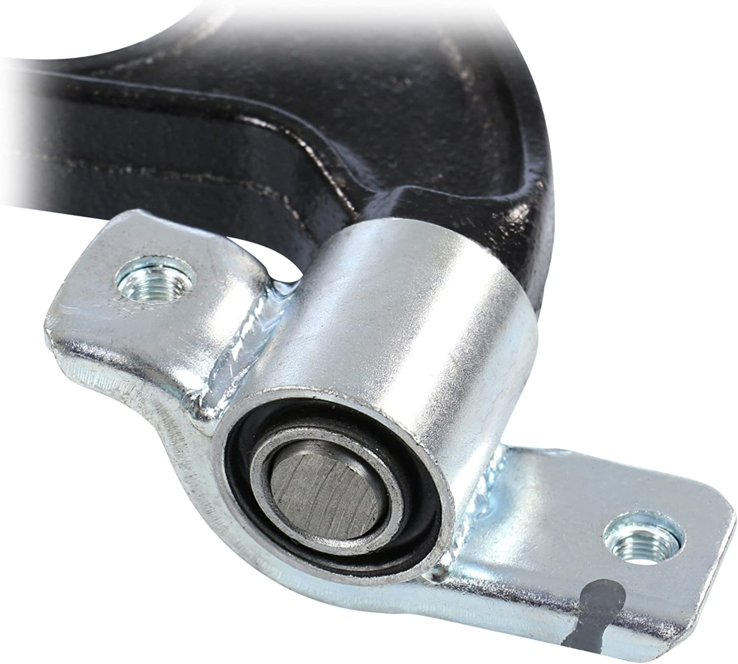 Nuts ATEC 10660008 Track Control Suspension Wishbone Arm Front Lower Left with Bearing Bush and Ball Joint Inc