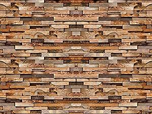 ورق حائط فينيل ارتفاع 2.8 متر و عرض 3.8 متر من دبليو هوم ثرى دى