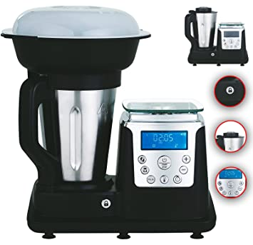 Amazon.de: 10 in 1 Thermo Multikocher Küchenmaschine mit ...