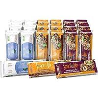 Smart for Life Protein Cookie Diet - Variety Pack - Chocolate Chip 1 Week, Oatmeal Raisin 1 Week, Blueberry 1 Week (3…