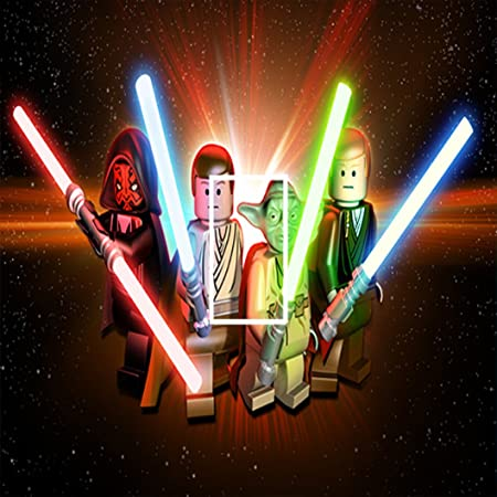 Lego Star Wars Light Switch Sticker Decal Kids Roombedroom Amazon
