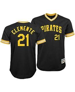 Amazon.com: Roberto Clemente H&B Game Bat Pittsburgh PIrates ...