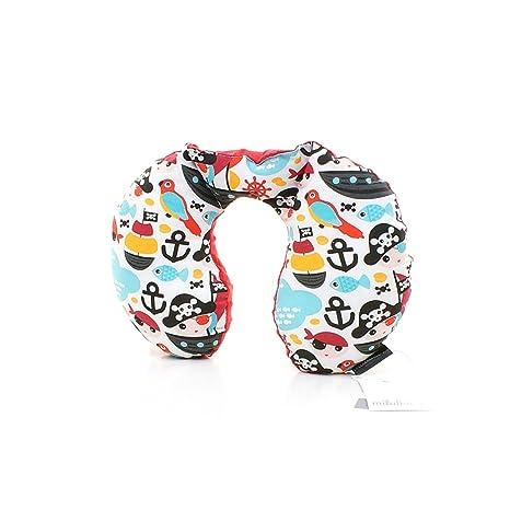 decorwelt | Baby Cojín Almohada Cervical 27 x 22 cm Diseño ...